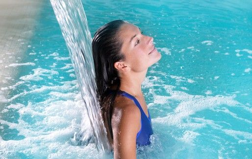 Cure Relaxation Dos - Thalasso les Issambres