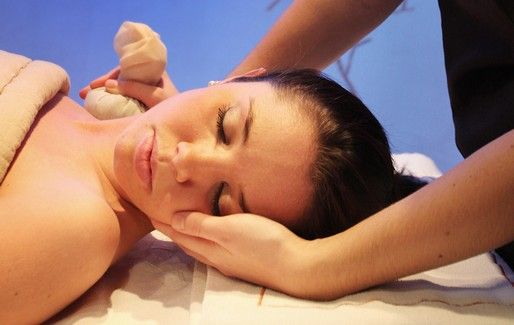 Massage Indien Panchakarma - Thalasso les Issambres